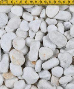 Crystal White grind 16-25 droog liniaal