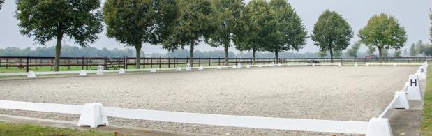 Paardenbakzand overzicht