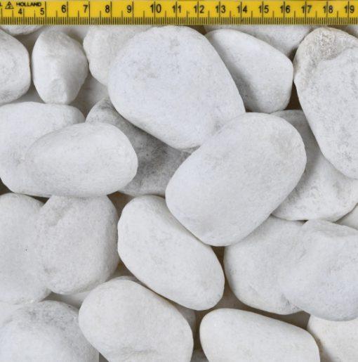 Crystal White keien 40-80 droog liniaal