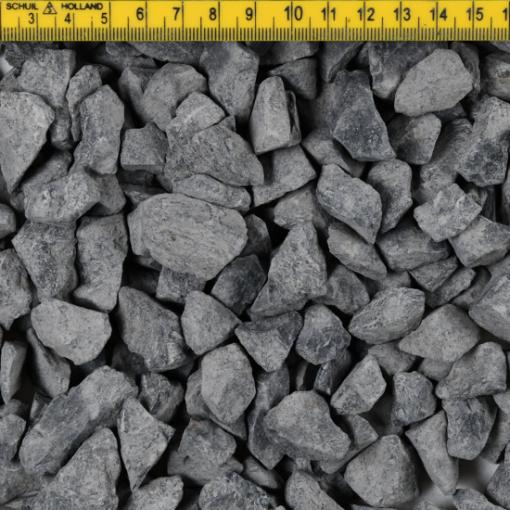 Basalt Split 11-16 droog liniaal