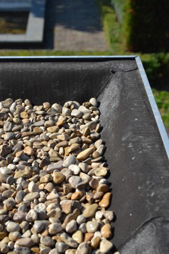 dakgrind ballast grind voor op het dak zandcompleet. Black Bedroom Furniture Sets. Home Design Ideas