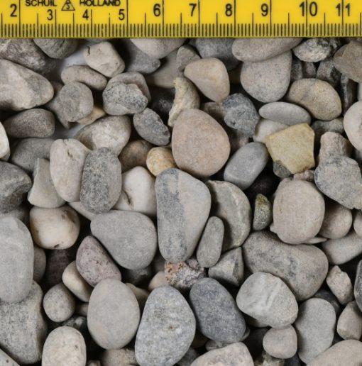 Moraine grind 8-16 droog liniaal