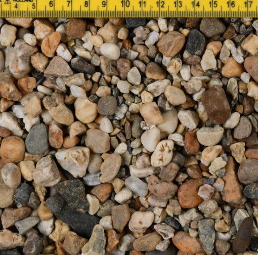 Maasgrind 4-16 droog liniaal