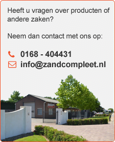 Contact Zandcompleet