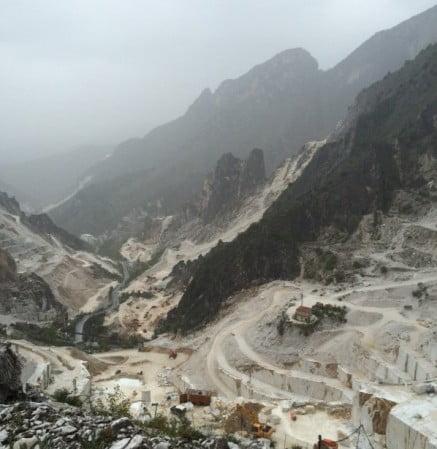 Carrara Gebergte