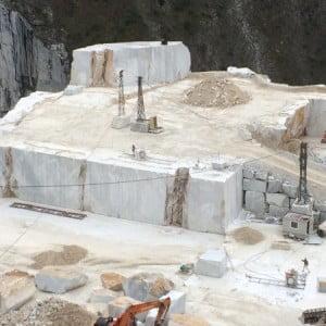 Carrara Gesteente