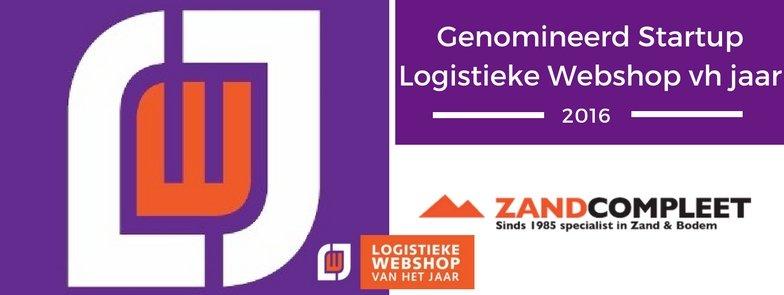 Startup Logistieke Webshop van het jaar
