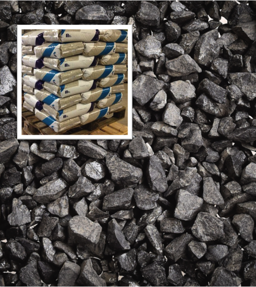 Basalt Split zak-25kg