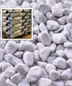 Carrara rond 20kg zak