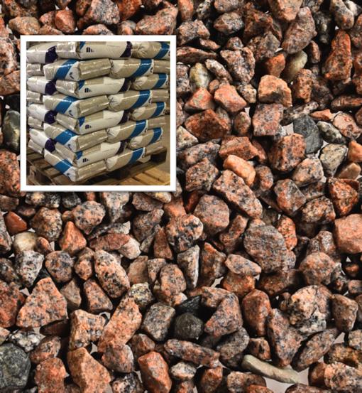 Schots Graniet zak-25kg