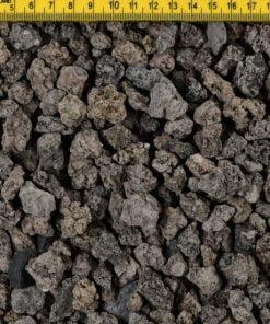 Lava-8-16 droog liniaal