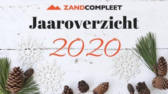 Jaaroverzicht Zandcompleet 2020